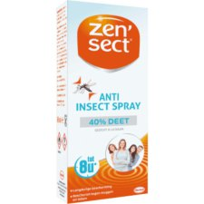 60 ml Zensect Anti-Insect Spray 40% Deet