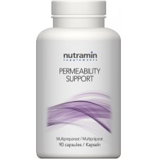 90 capsules Nutramin Permeability Support