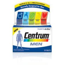 30 tabletten Centrum Men Compleet van A tot Zink