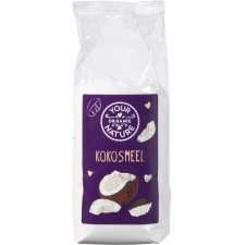 400 gram Your Organic Nature Kokosmeel Biologisch
