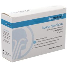 30 sachets dosmedical Nasaal Spoelzout