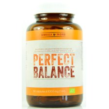 90 capsules Omega & More Perfect Balance Biologisch