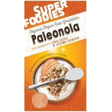 200 gram Superfoodies Paleonola Apple Cinnamon with Chia Seeds & Lucuma Powder