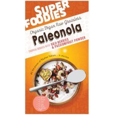 200 gram Superfoodies Paleonola Tropical Berries with Goji Berries & Passionfruit Powder