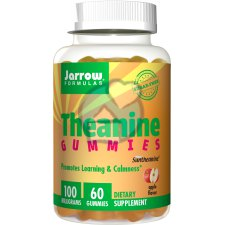60 gummies Jarrow Formulas Theanine Gummies