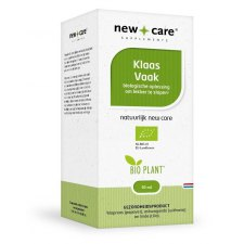 60 ml New Care Klaas Vaak Biologisch
