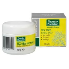 50 gram Thursday Plantation Tea Tree EHBO Zalf