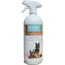 1000 ml Musthaves for Animals STOP! Animal Bodyguard Omgevingsspray