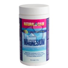 150 gram Natural Calm Magnesium Raspberry-Lemon Poeder