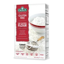500 gram Orgran Self Raising Flour