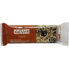 40 gram Taste of Nature Almond Fruit & Notenreep Biologisch