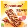 3 x 25 gram Zonnatura Pit & Notenreep Pecan Vanille Biologisch