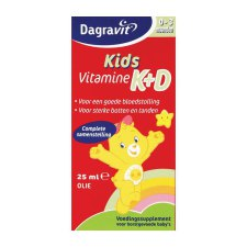 25 ml Dagravit Kids Vitamine K+D