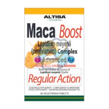 60 tabletten Altisa Maca Boost Complex Advanced
