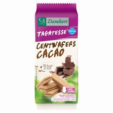 150 gram Damhert Tagatesse Centwafers Cacao