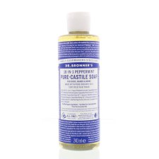 240 ml Dr. Bronner's Pure-Castile Soap 18-in-1 Peppermint