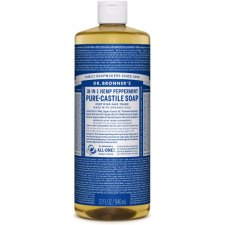 945 ml Dr. Bronner's Pure-Castile Soap 18-in-1 Peppermint