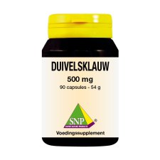 90 capsules SNP Duivelsklauw 500 mg