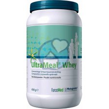 658 gram Metagenics UltraMeal Whey Vanille