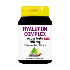120 capsules SNP Hyaluron Complex Extra Forte 750 mg PUUR