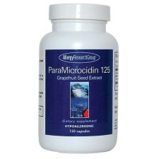 150 capsules Allergy Research Group ParaMicrocidin 125