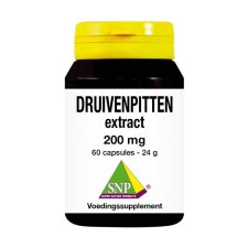 60 capsules SNP Druivenpitten Extract 200 mg
