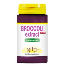 60 capsules NHP Broccoli Extract PUUR