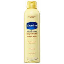 190 ml Vaseline Intensive Care Spray Moisturiser Essential Healing