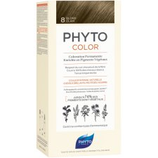 1 verpakking Phyto Paris Phyto Color Lichtblond 8