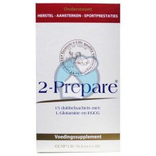 15 sachets GLNP Science Nutritions 2 Prepare