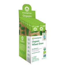 15 sachets Amazing Grass Organic Wheat Grass Biologisch