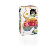 16 zakjes Royal Green Deliciously Ginger Thee Biologisch