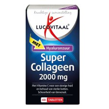 60 tabletten Lucovitaal Super Collageen 2000 mg