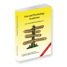 1 boek GAPS GAPS: Gut and Psychology Syndrome