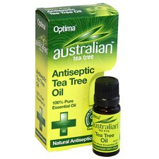 10 ml Optima Australian Tea Tree Antiseptic Tea Tree Oil