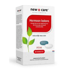 30 + 30 tabletten New Care Hormoon Balans