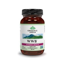90 Kapseln Organic India WWB Womens Well Being Biologisch