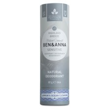 60 gram Ben & Anna Deodorant Sensitive Highland Breeze