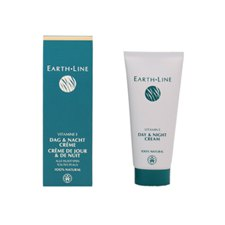 100 ml Earth Line Vitamine E Dag Nacht Creme