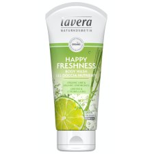 200 ml Lavera Happy Freshness Body Wash Lime & Lemongrass