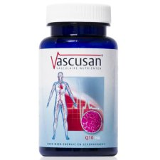 60 capsules Vascusan Q10 100 mg