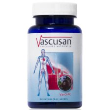 60 capsules Vascusan VasO-PC
