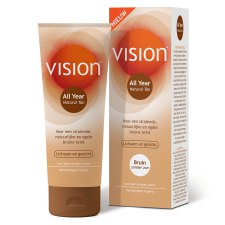 150 ml Vision All Year Natural Tan