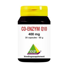 30 capsules SNP Co-Enzym Q10 400 mg
