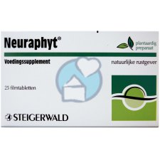 Steigerwald Neuraphyt 25 dragees