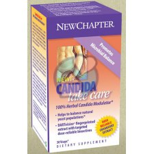 14 capsules NewChapter Candida Take Care