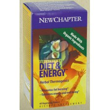 60 tabletten NewChapter Diet Energy