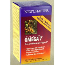 30 softgels NewChapter Omega 7