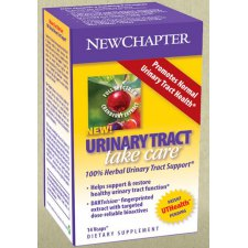 14 Vcaps NewChapter Urinary Tract Take Care