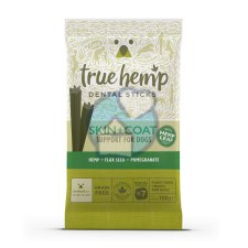 100 gram True Hemp Dental Sticks Skin + Coat Support for Dogs